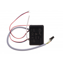 Battery four-channel transmitter with external sensor for temperature measurement rH-S4Tes