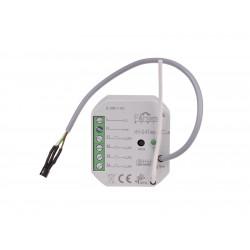 Nadajnik czterokanałowy z zewnętrznym czujnikiem do pomiaru temperatury