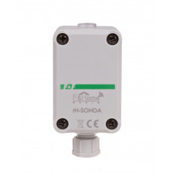 Hermetic temperature and brightness measurement rH-SONDA