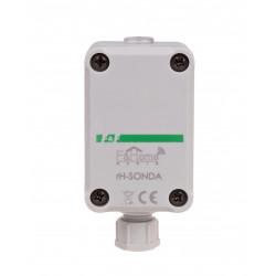 Hermetyczny czujnik temperatury i natężenia oświetlenia