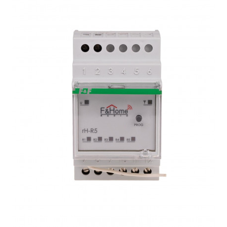 Five-channel relay rH-R5