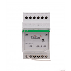 Two-channel dimmer with two inputs rH-D2S2