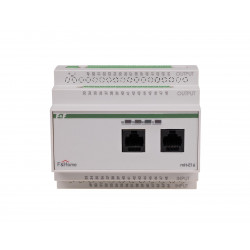 Logic module / sixteen-channel controller of roller blinds