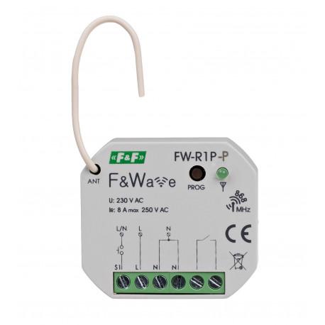 Sterownik wielofunkcyjny FW-R1P-P radiowego systemu sterowania F&Wave
