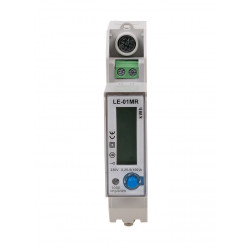 Electricity consumption meter LE-01MR