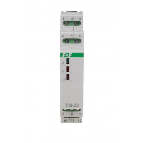 Continous-pulse signal converter PSI-02 24 V