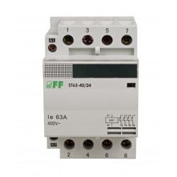Stycznik modułowy ST63-40 24V