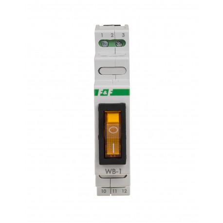Przełącznik dwupozycyjny WB-1
