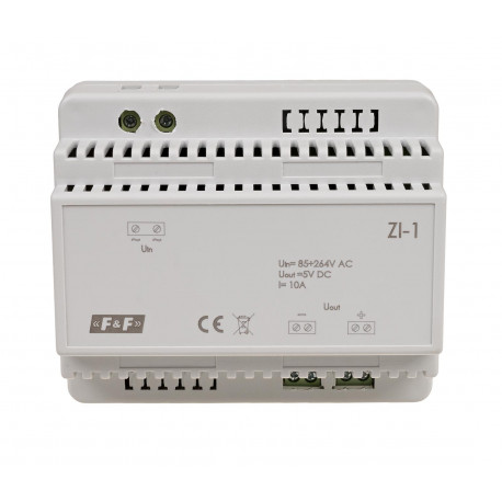 Pulse power supply ZI-1