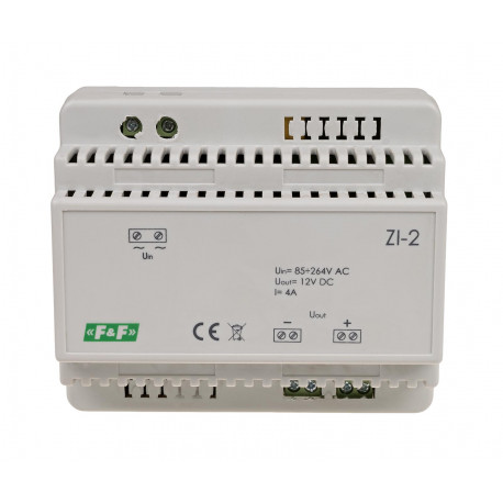 Pulse power supply ZI-2
