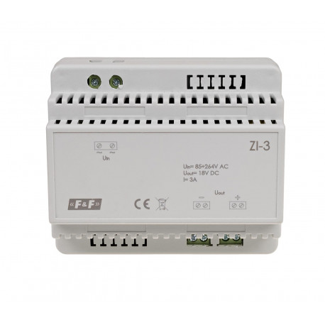 Pulse power supply ZI-3