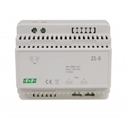 Stabilised power supply ZS-5