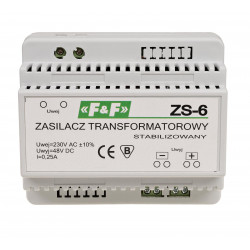 Stabilised power supply ZS-6