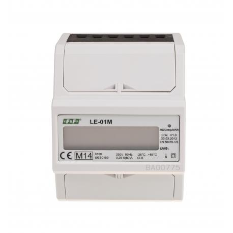 Energy meter LE-01M