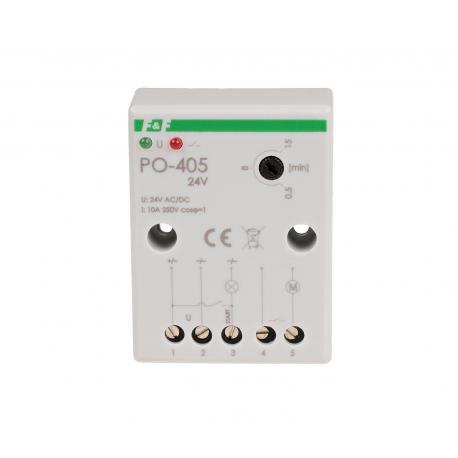 Przekaźnik czasowy PO-405 24 V