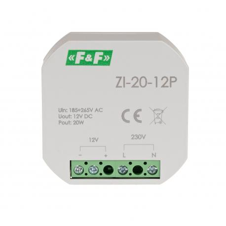 Pulse power supply ZI 20-12P