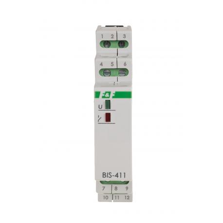 Przekaźnik bistabilny BIS-411 1R1Z 230V