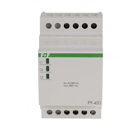 Automatic phase switch PF-431i