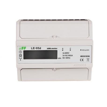Electricity consumption meter LE-05d
