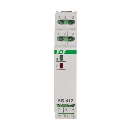 Przekaźnik bistabilny BIS-412M 230 V