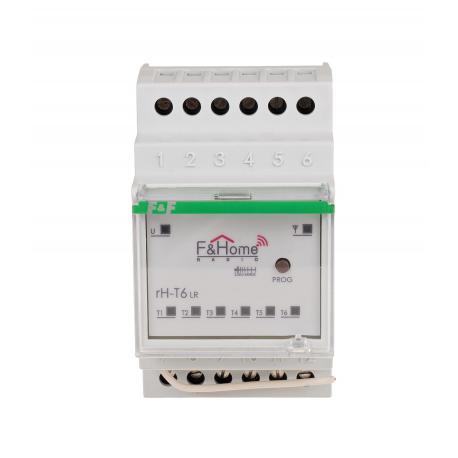 Moduł do podłączenia czujników temperatury rH-T6 LR