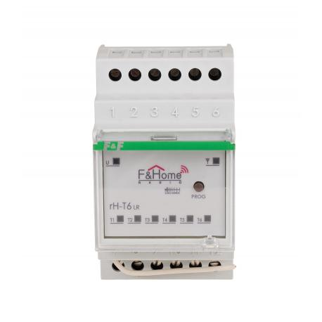 Six-channel transmitter rH-S6