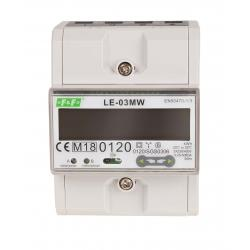 Electricity energy meter LE-03MW