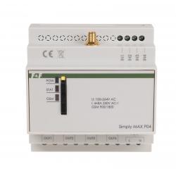 Czterokanałowy sterownik GSM SIMply MAX P04
