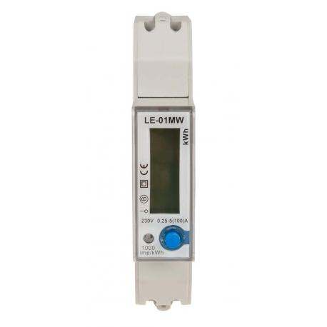 Energy meter LE-01MW