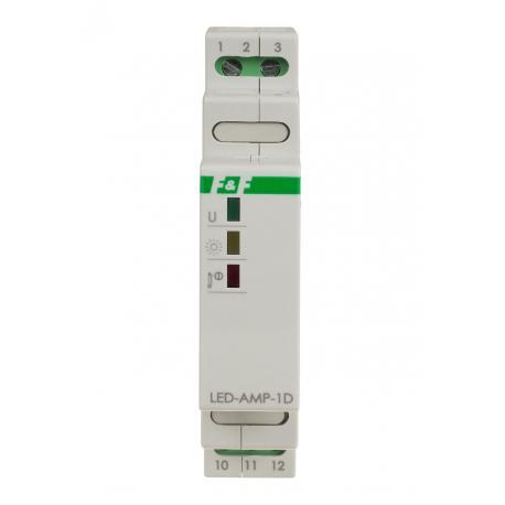 LED-AMP-1D wzmacniacz sygnału zasilającego