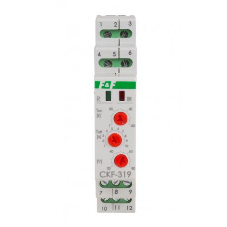 Three-phase asymmetry and sequence monitors CKF-317