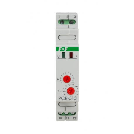 Przekaźnik czasowy PCR-513-16 z opóźnionym załączeniem