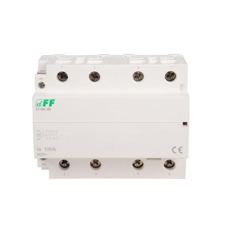 Stycznik modułowy 230 V elektromagnetyczny ST100-40