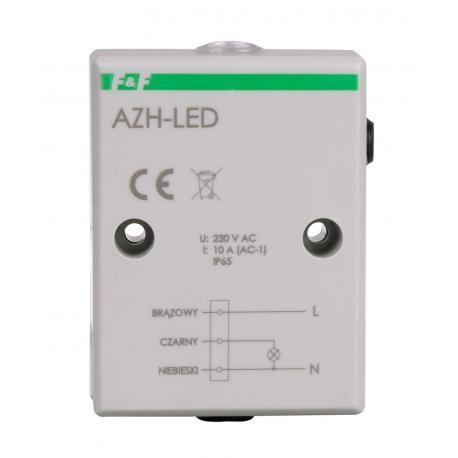Hermetyczny automat zmierzchowy do LED AZH-LED 230 V