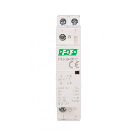 Modular contactor ST25-20 24 V