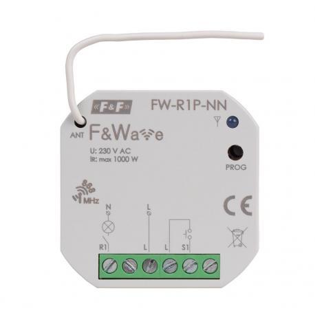 FW-R1P-NN przekaźnik do tradycyjnych instalacji elektrycznych