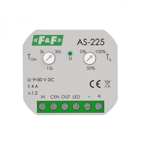 Cascade controller AS-225