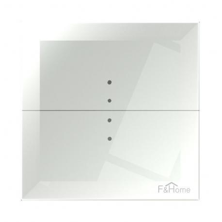 Szklany łącznik dotykowy GS2-AC-R-W