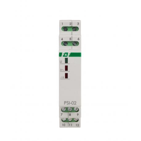 Continous-pulse signal converter PSI-02 230 V