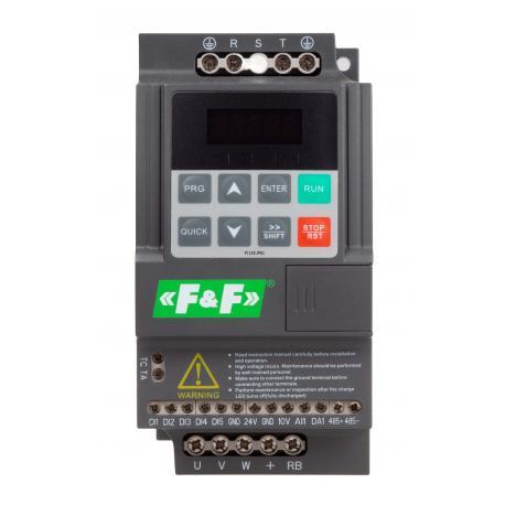 Falownik wektorowy FA-1LS-015 jednofazowy