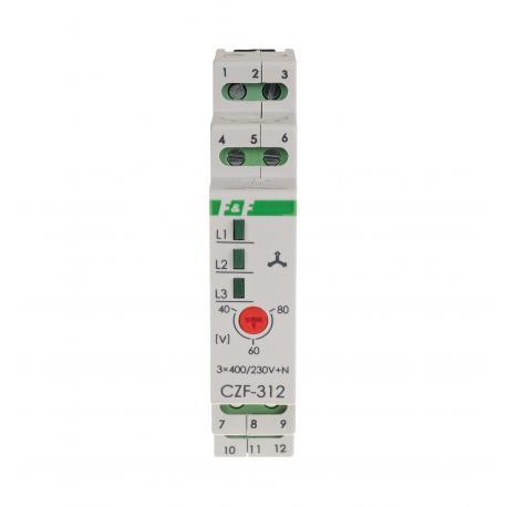 Phase control relays CZF-312
