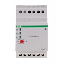 Phase control relays CZF-331 TRMS