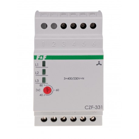 Phase control relays CZF-331