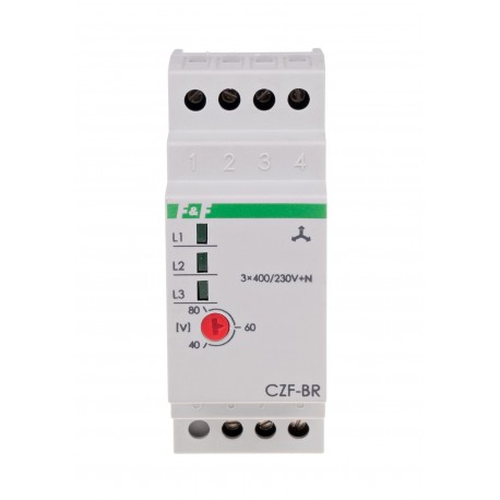 Phase control relays CZF-BR