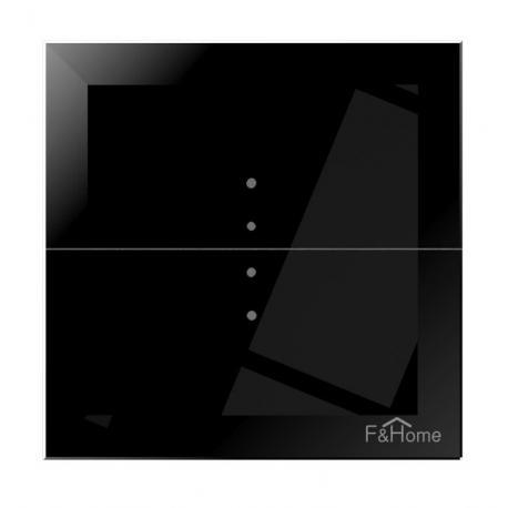 Sterownik rolet GS2-STR3-B szklany panel dotykowy