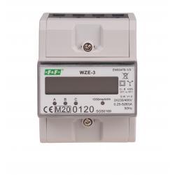 Licznik zużycia energii WZE-3