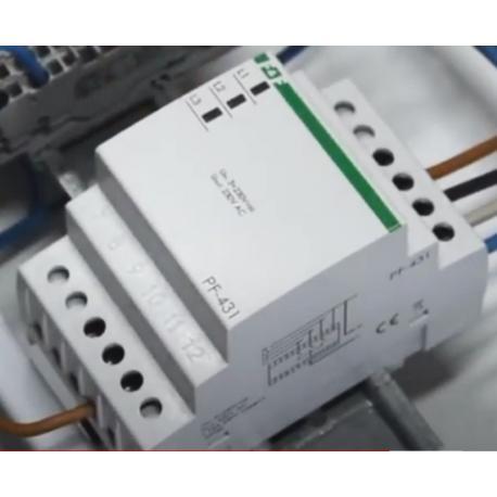 Wideoporadnik -automatyczny przełącznik faz PF-431