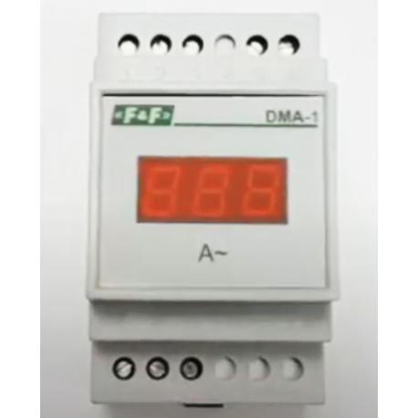 Wideoporadnik -Jak podłączyć do sieci cyfrowy wskaźnik wartości natężenia prądu DMA-1?