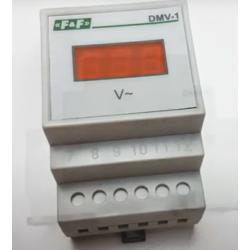 Wideoporadnik -Jak podłączyć do sieci wskaźnik napięcia DMV-1?