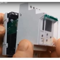 Wideoporadnik -Wymiana baterii w wybranych modelach programowalnych zegarów sterujących F&F